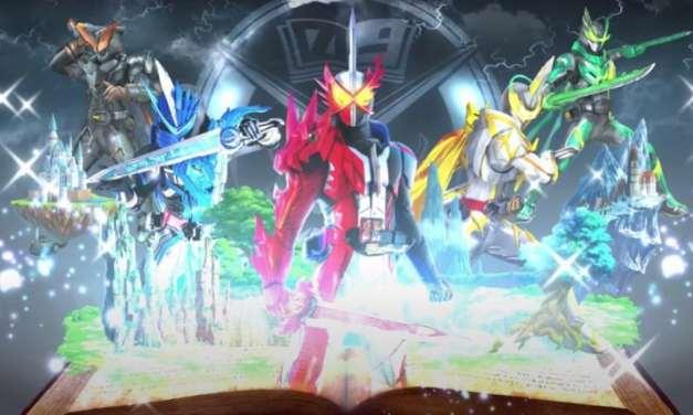 New Kamen Rider Saber Details Revealed