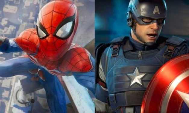 Marvel's Avengers And Spider-Man Games Not To Intersect