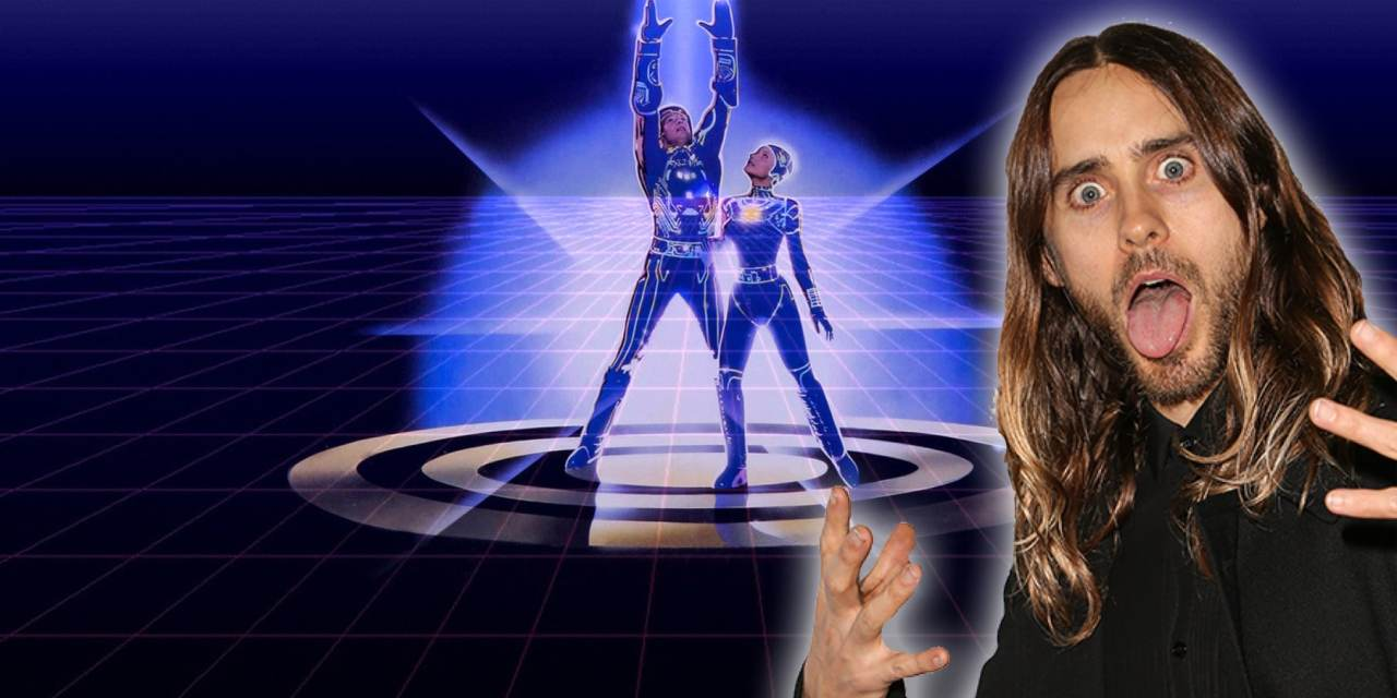 Tron 3: Jared Leto Accidentally Revealed Secret Title For Sci-Fi Sequel