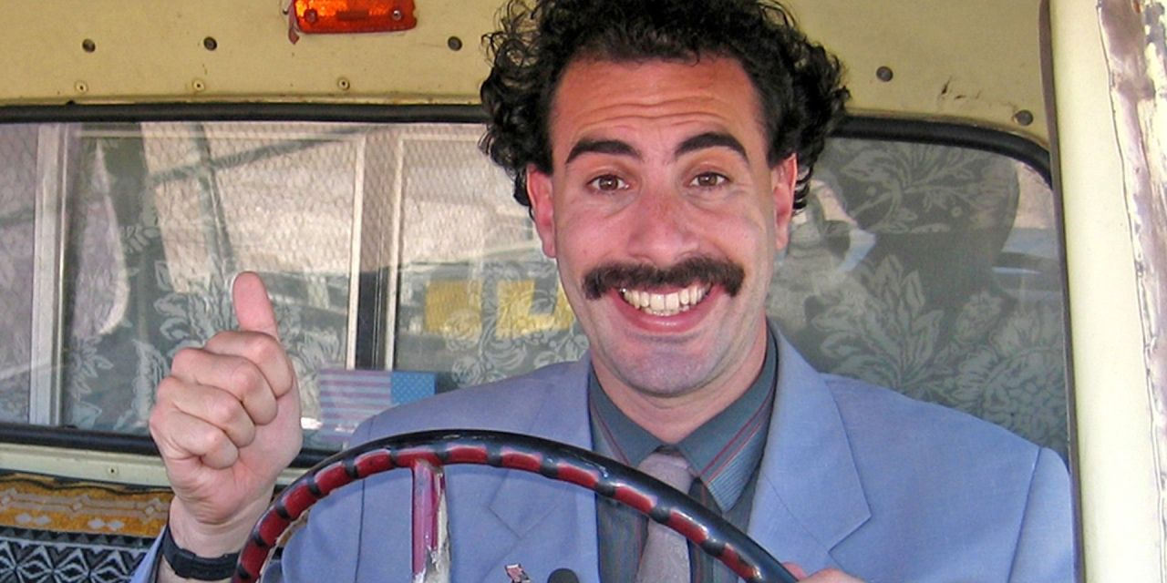EXCLUSIVE: Borat 2 Will Feature Maria Bakalova as Borat's Daughter On A Presidential Mission