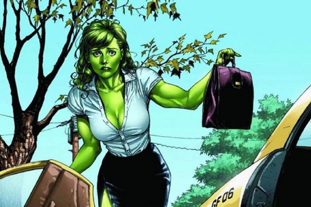 She-Hulk Lawyer Marvel Studios Marvel Comics