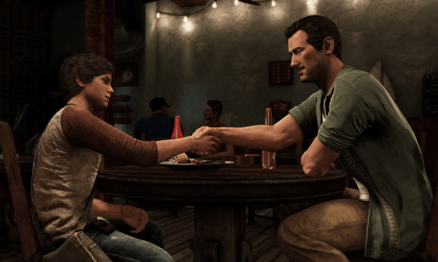 First Look at Uncharted's Tom Holland and Mark Wahlberg as Nathan Drake and Sully