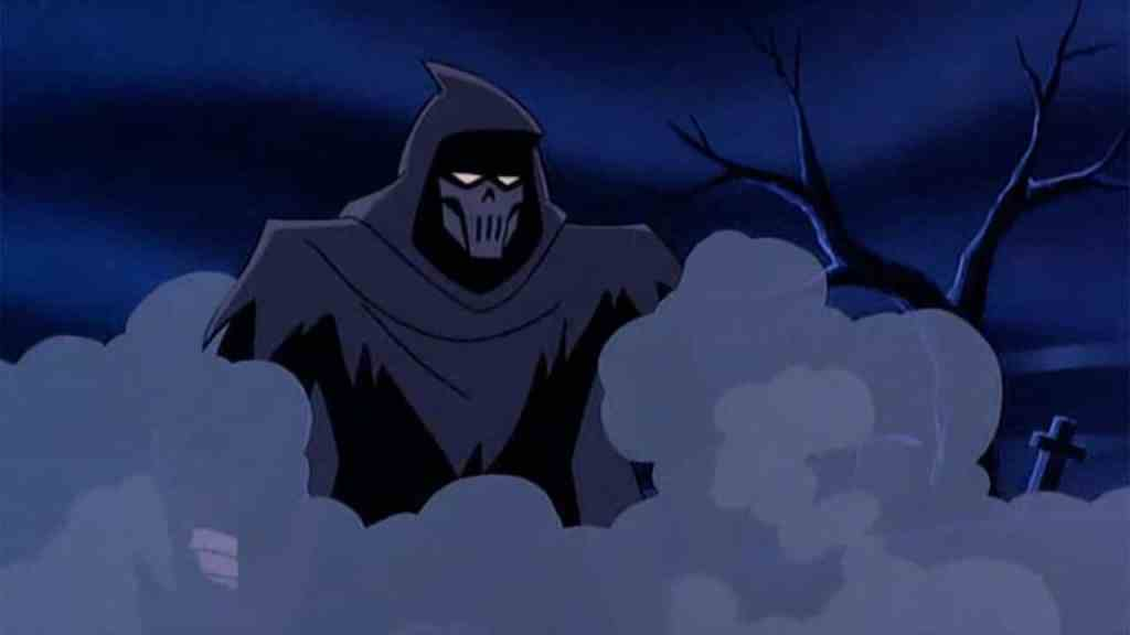 Batman: Mask of the Phantasm Flatulence