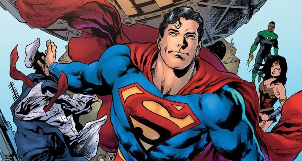 Brian Michael Bendis Stepping Down From Superman Comics In December