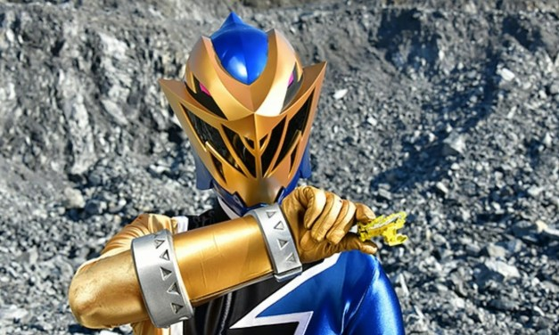 Jordon Fite To Play The Gold Ranger In Power Rangers Dino Fury