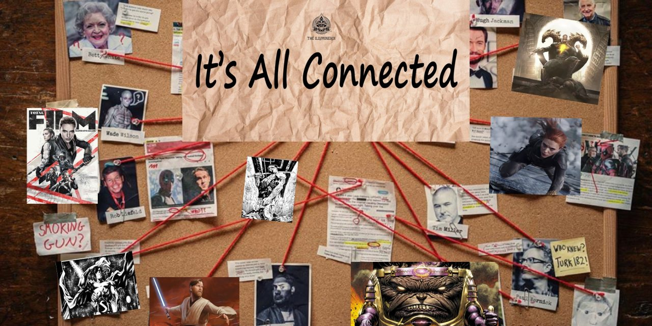 """It's All Connected"": Black Widow, Obi-Wan, Black Adam & More Super Headlines This Week"
