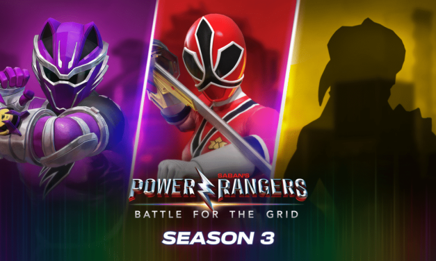 nWay Reveals Lauren Shiba Trailer For Power Rangers Battle For The Grid At The Viewing Globe