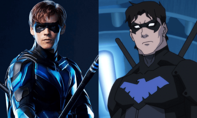 What the Rebranding Of The DC Universe Streaming Service Means For Shows Like Titans And YOung Justice