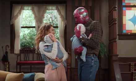 Wandavision: Elizabeth Olsen Debuts the 1st Full Clip From Marvel Studios' New Series