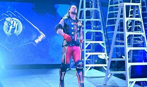 WWE Superstars AJ Styles Twitch