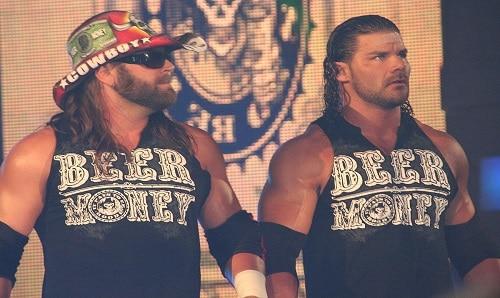 TNA/Impact Storm and Rude Beer Money INC James Storm