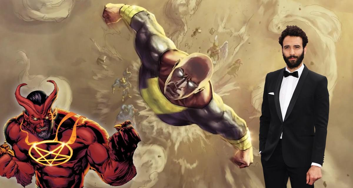 Black Adam: Marwan Kenzari Eyed To Play DC Supervillain Sabbac – Exclusive