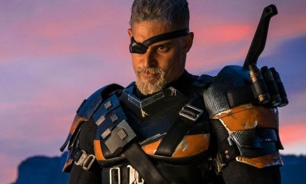 Joe Manganiello Has A Killer Look Before Cameras Roll On The Snyder Cut. Is Deathstroke Back?