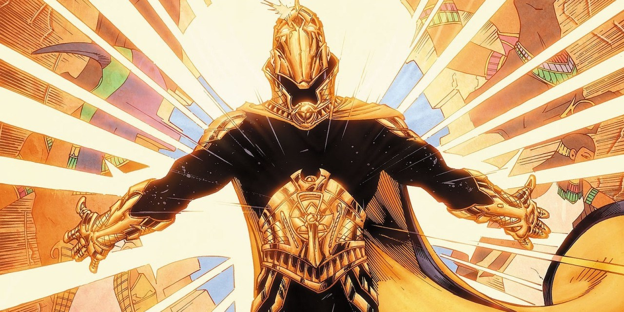 """Black Adam: Doctor Fate's Power Set Reveal And Sam Rockwell The """"Prototype"""" For Casting Search: Exclusive"""