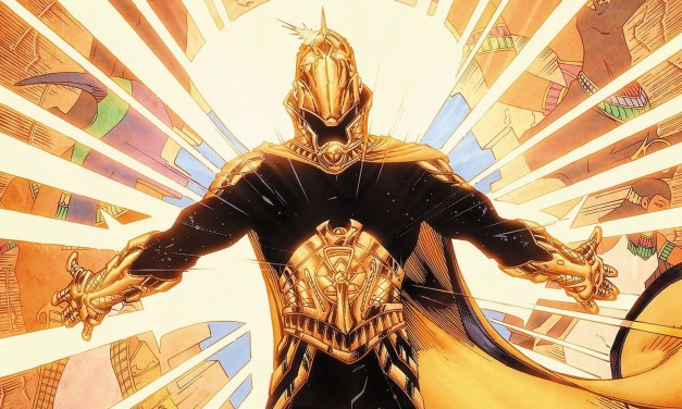 "Black Adam: Doctor Fate's Power Set Reveal And Sam Rockwell The ""Prototype"" For Casting Search: Exclusive"