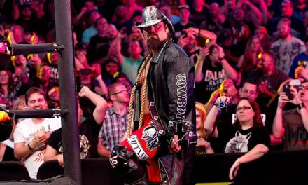 James Storm Almost Battled In Royal Rumble Because Of Paul Heyman