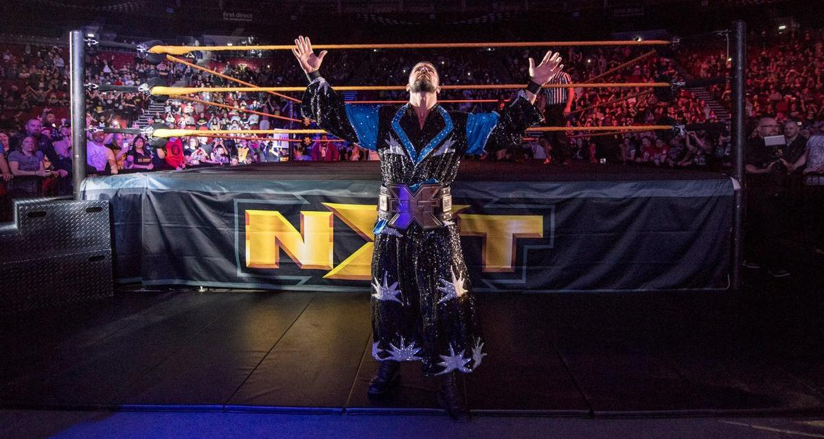 """Robert Roode Open To Returning To NXT and Becoming """"A Champion Again"""""""