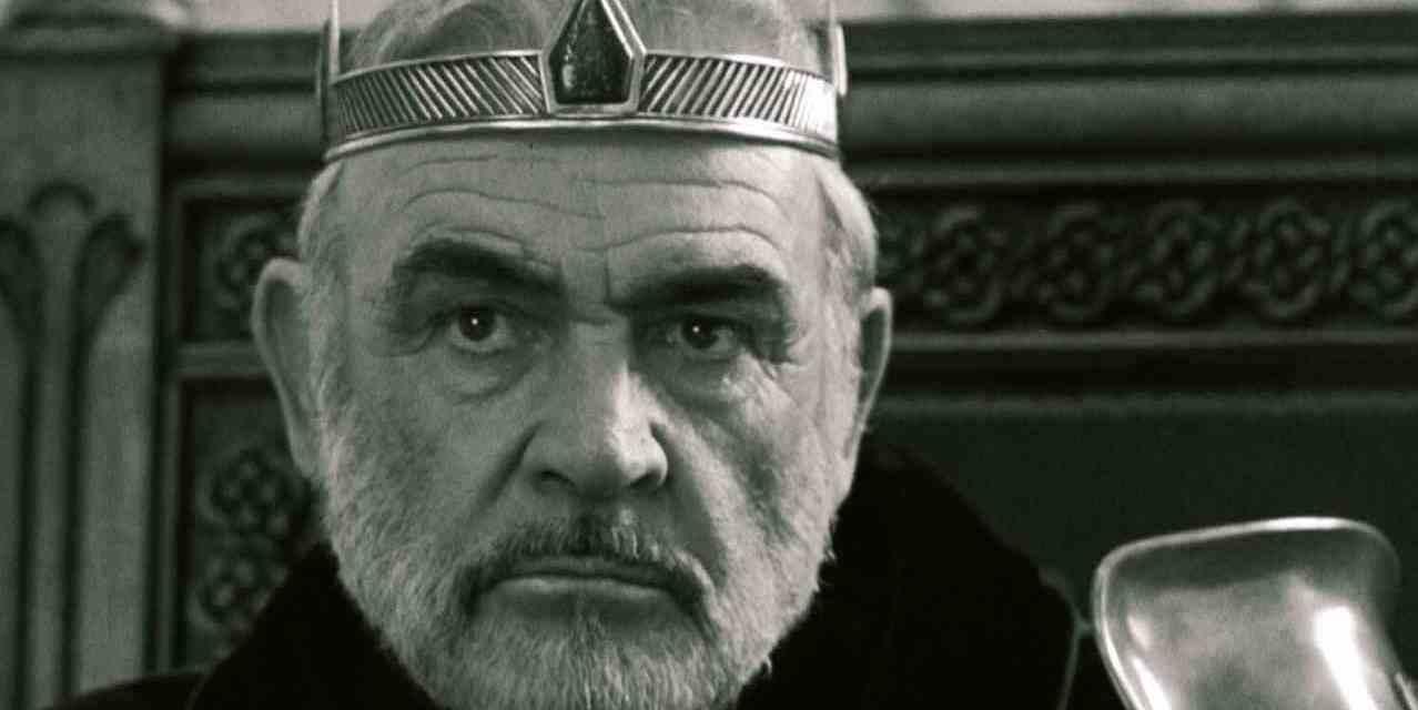 Original James Bond Sean Connery Sadly Passes Away at 90