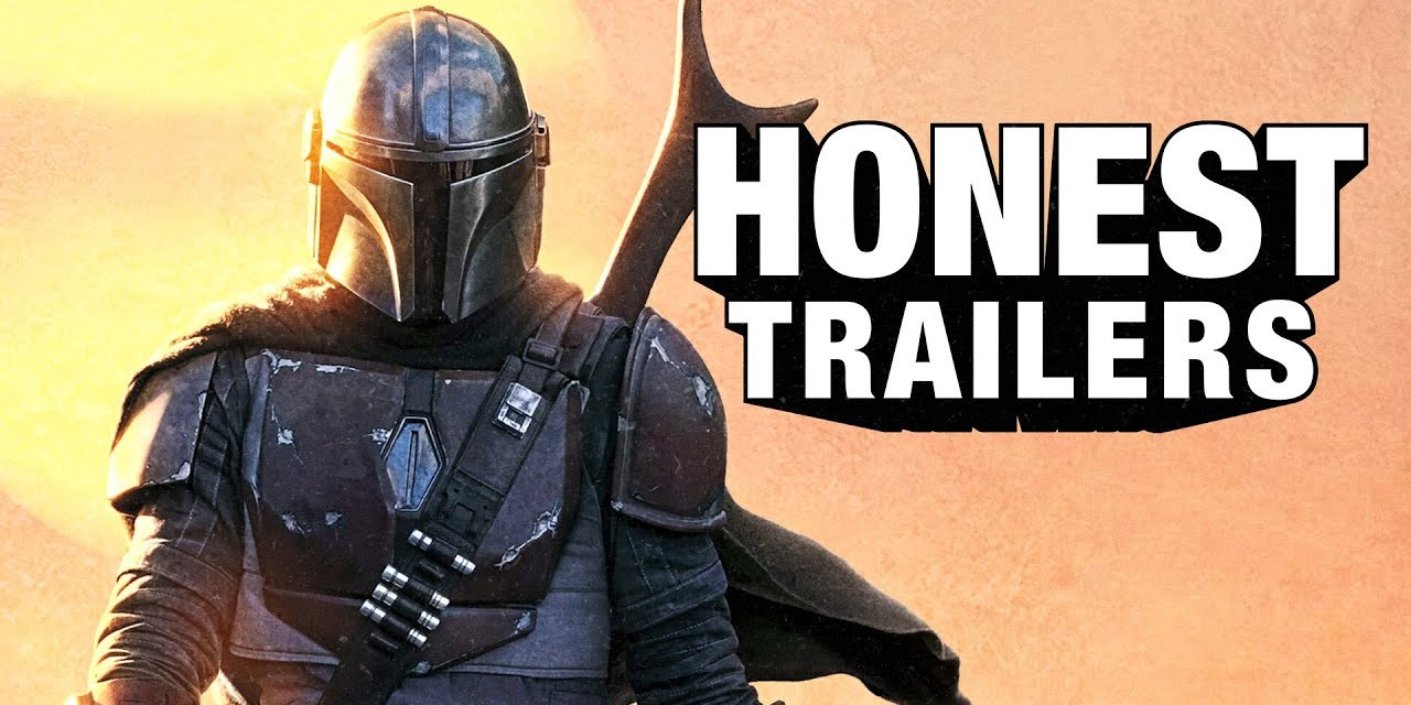 Honest Trailer for The Mandalorian Has the Right Amount of Self Awareness