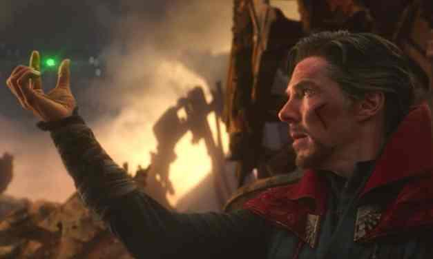 Benedict Cumberbatch Reveals Pivotal Moment in Avengers: Endgame Was Improvised