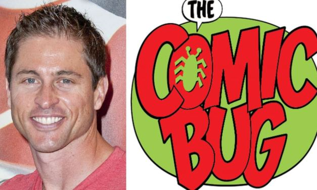 Jason Faunt To Do A Signing At The Comic Bug Store In Manhattan Beach For Power Rangers: Sins of the Future