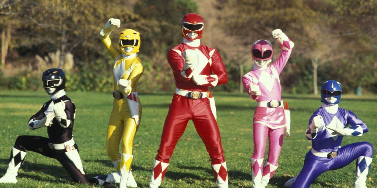 Ranger Thanksgiving Special: Food in Power Rangers