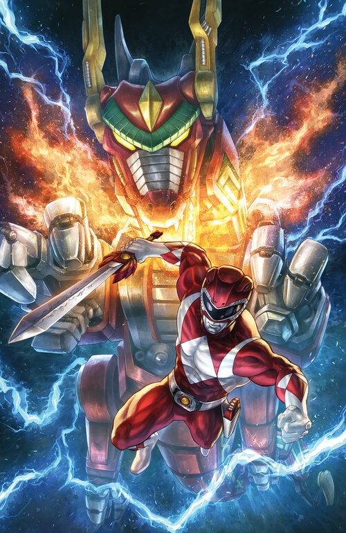 Power Rangers: Scorpion Comics Reveals New Variant Covers For Upcoming Comics - The Illuminerdi
