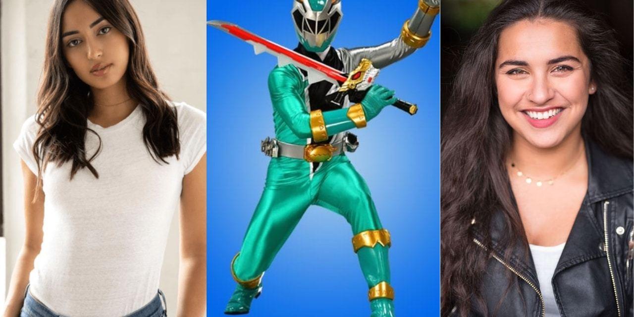 Alexandra Nuñez Confirms She Was Recast As The Dino Fury Green Ranger