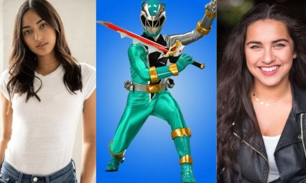 Alexandra Nuñez Confirms She Was Recast As The Dino Fury Green Ranger