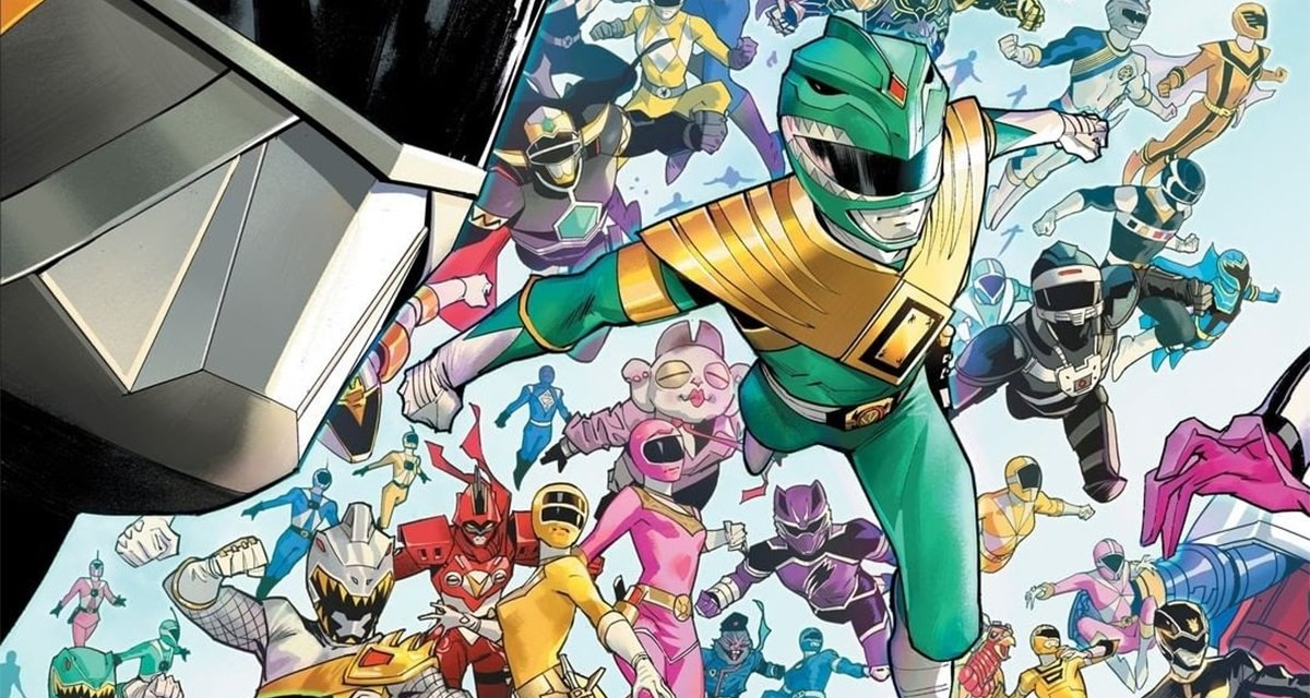 Power Rangers Needs A Change: Why The Time Is Ripe For Entwistle