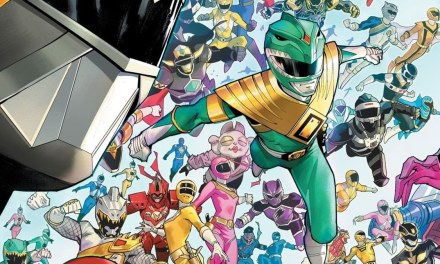 BOOM! Studios Mighty Morphin' Power Rangers Comics Available On Humble Bundle