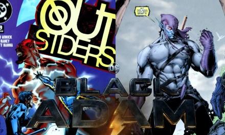 The Villains Of Black Adam: Sabbac And Eclipso