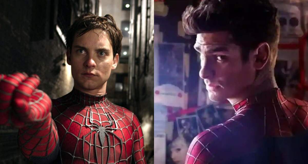 Sony Pictures Says Rumors about Tobey Maguire and Andrew Garfield in Spider-Man 3 Are Not Confirmed