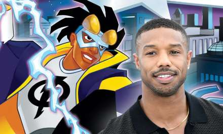 Michael B. Jordan To Produce New Static Shock Film