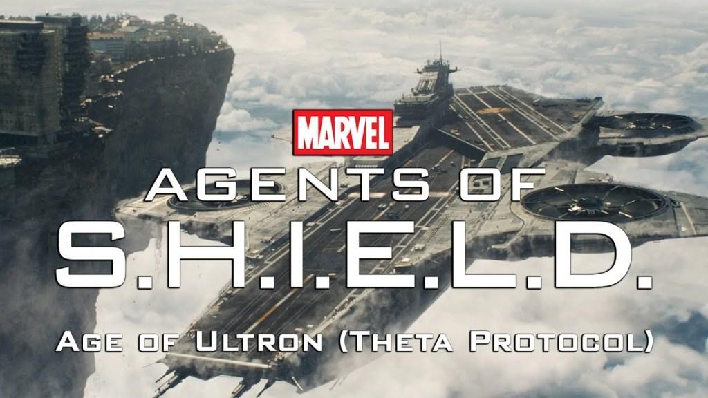 Agents of S.H.I.E.L.D.  Marvel Cinematic Universe