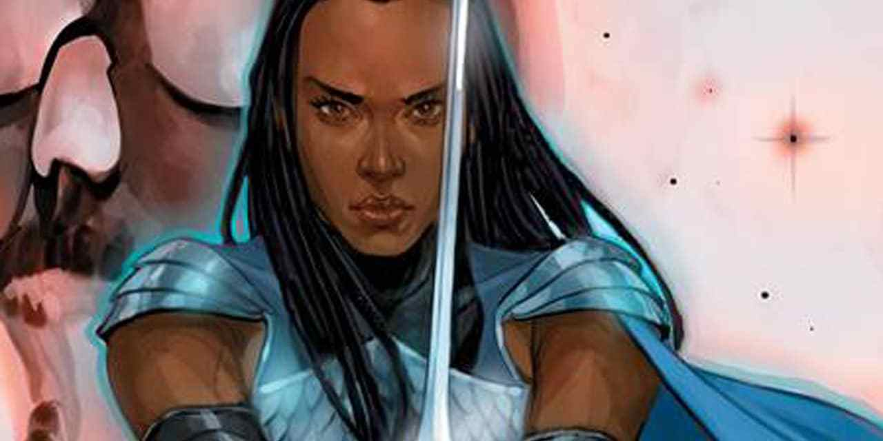 Marvel Introduces New Valkyrie Comics With The Likeness of MCU's Tessa Thompson