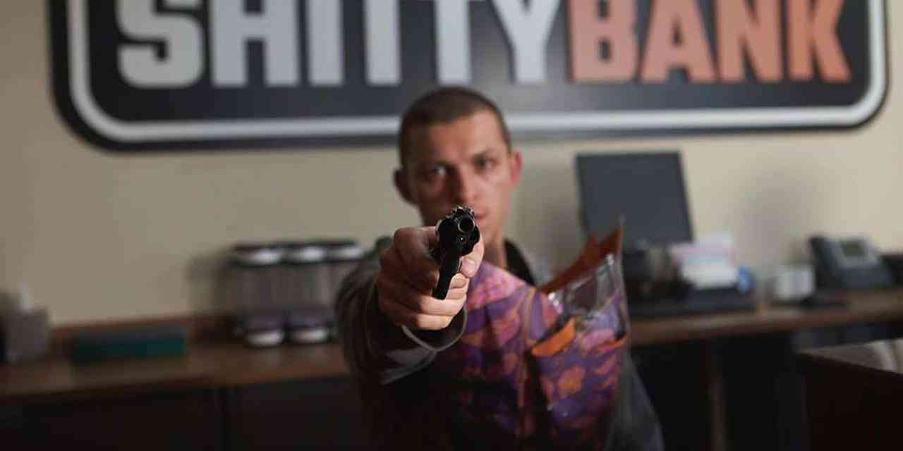 First Images of Tom Holland as Nico Walker in Cherry Released