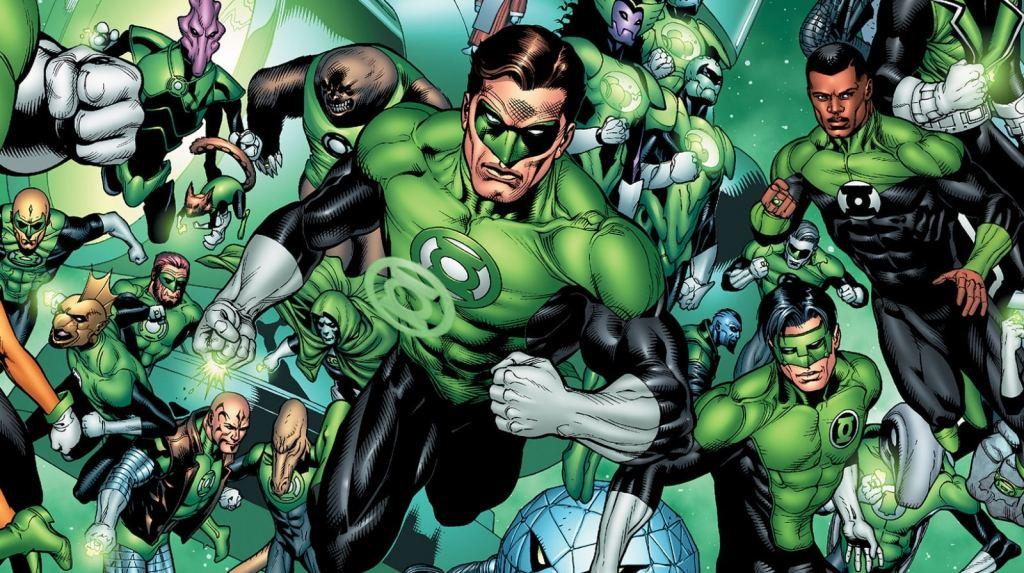Green Lantern Corps Sinestro