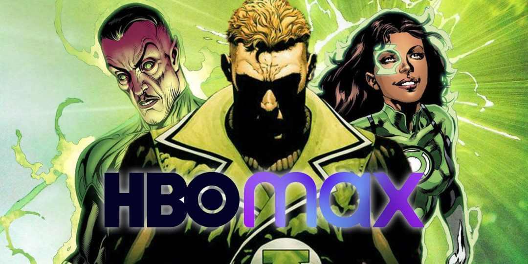 Green Lantern HBO Max Guy Gardner Sinestro Jessica Cruz Bree Jarta