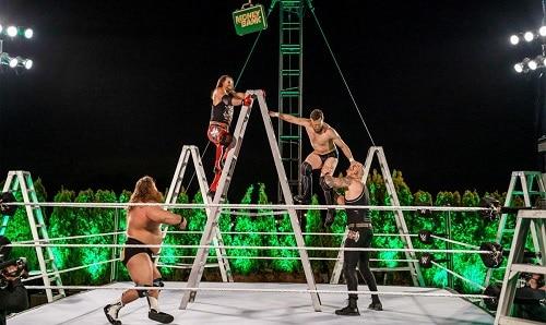 WWE MITB ThunderDome