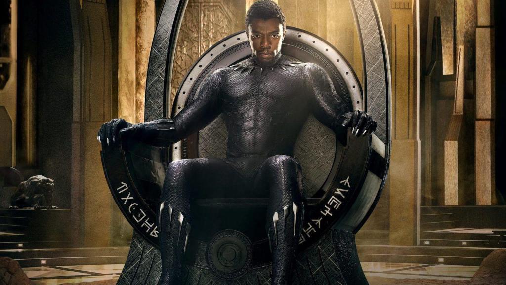 Chadwick Boseman Black Panther 2