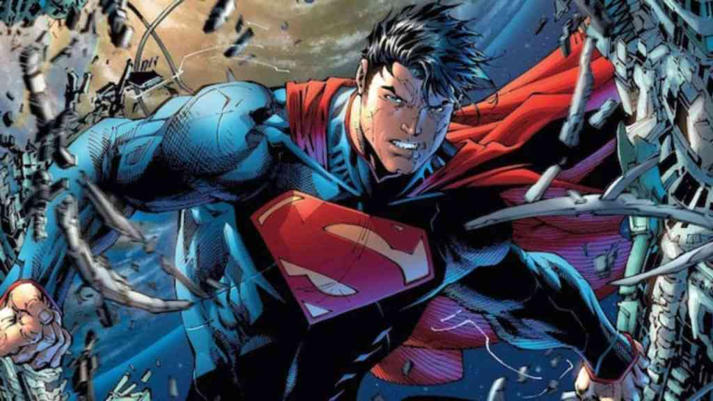 New 52 Superman and Lois