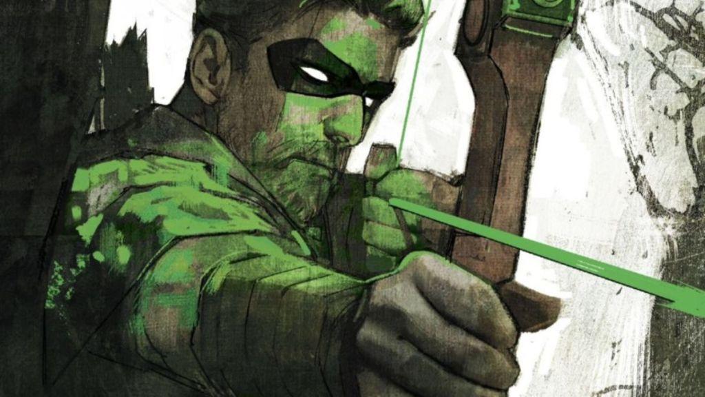 Green Arrow DC Comics Peacemaker