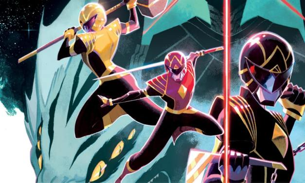 Power Rangers #1 Review: The Age Of Omega Arrives