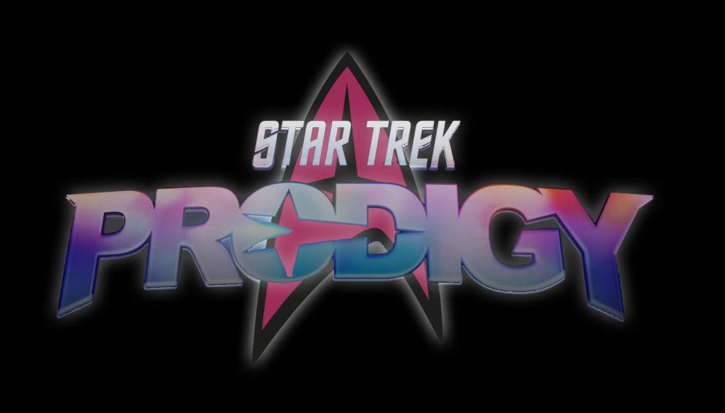 Star Trek Prodigy The Illuminerdi Logo Billy Campbell