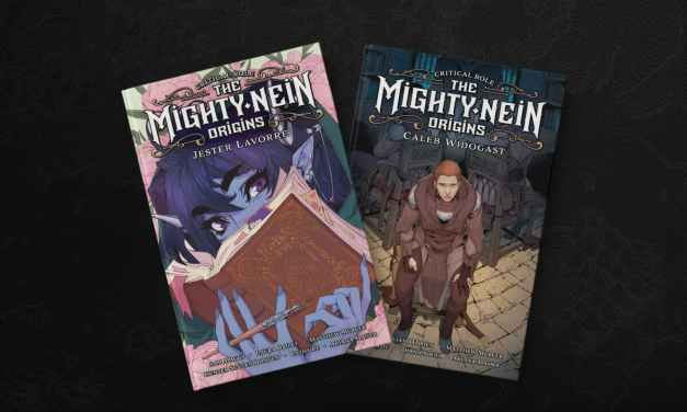 Critical Role Announces The Mighty Nein Origins Graphic Novels Coming In 2021