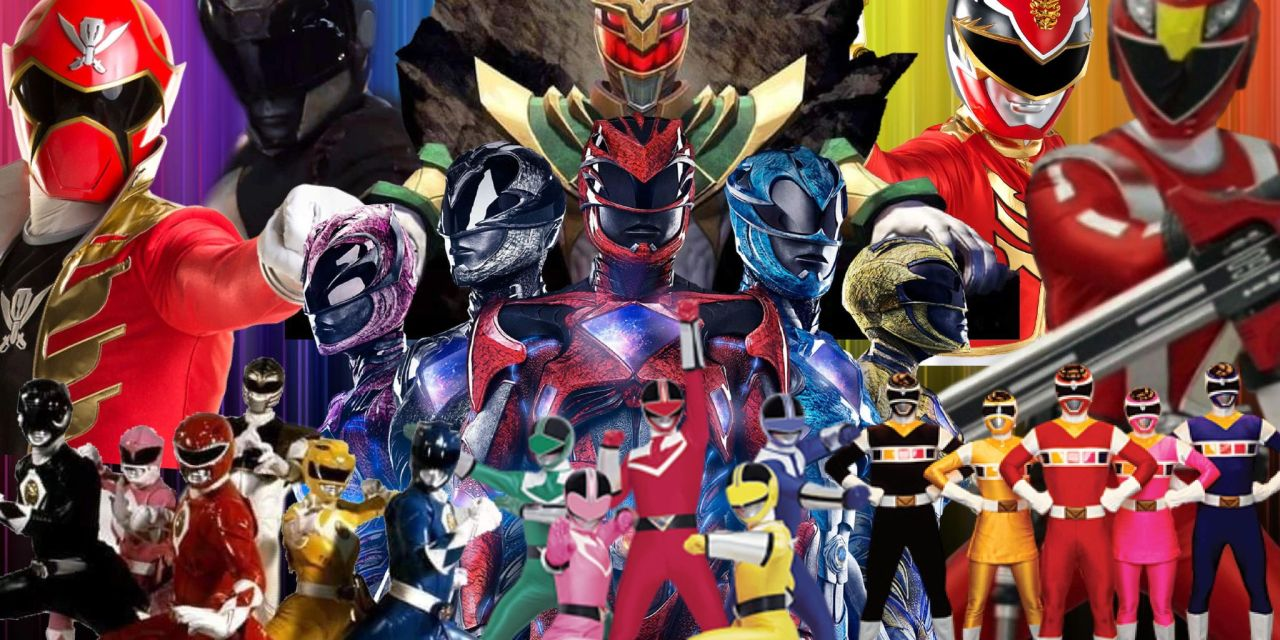 How Does Power Rangers Balance Making A Show For Younger and Older Fans?