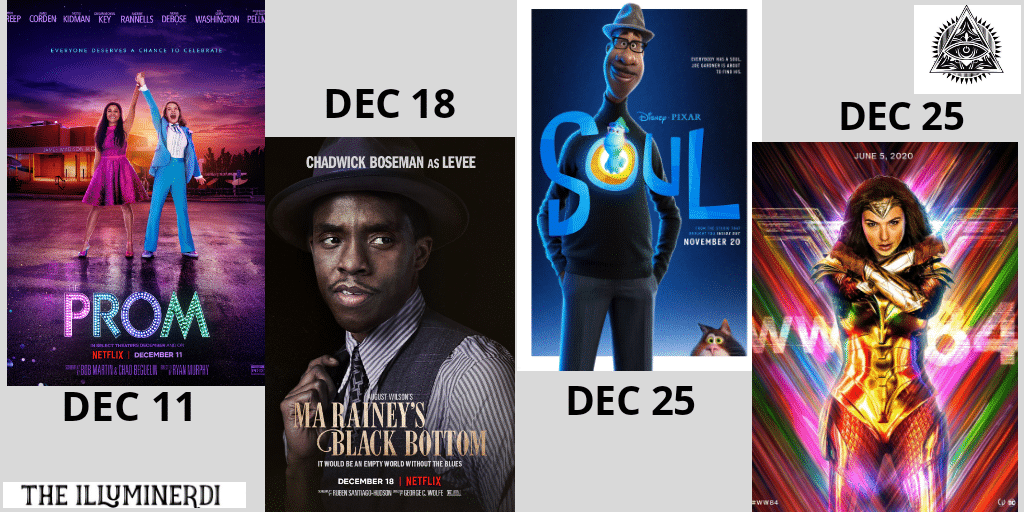 New December Movies In 2020 You Don't Want To Miss