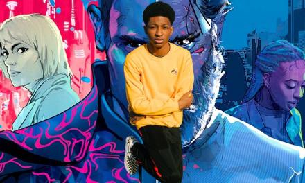 Archenemy Interview: Skylan Brooks Talks Joe Manganiello, Sequel Possiblities, & Wanting Static Shock Or Miles Morales Roles