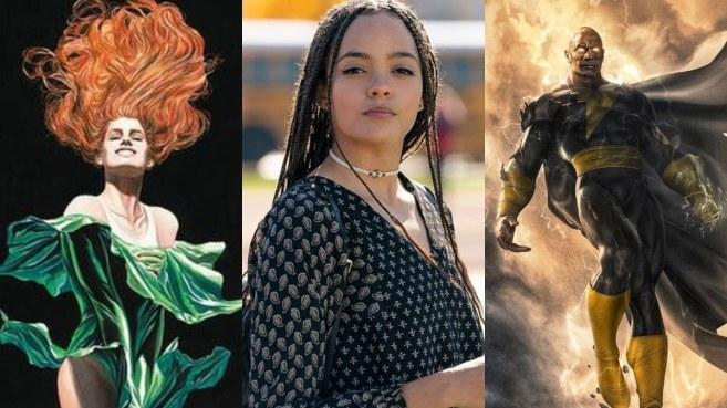 Black Adam: Quintessa Swindell Cast As JSA Wind Master Cyclone - The Illuminerdi